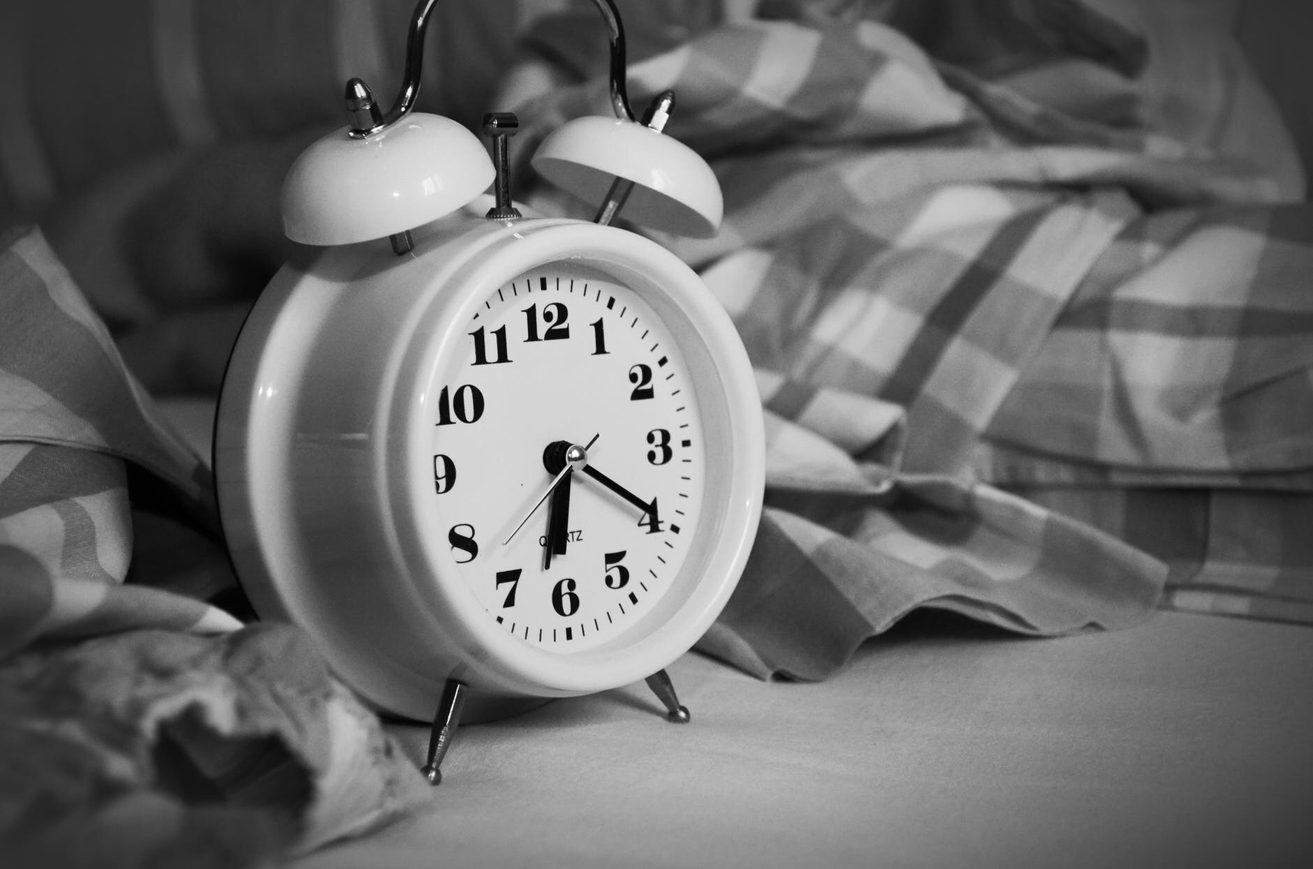 Alarm Clock for January Jumpstart 2021 Calendar